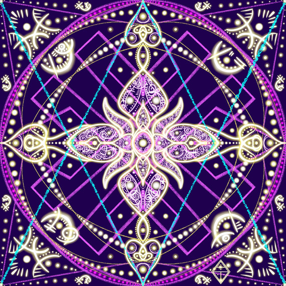 Yeshua & Shams Al Din I Am Presence Divine Union