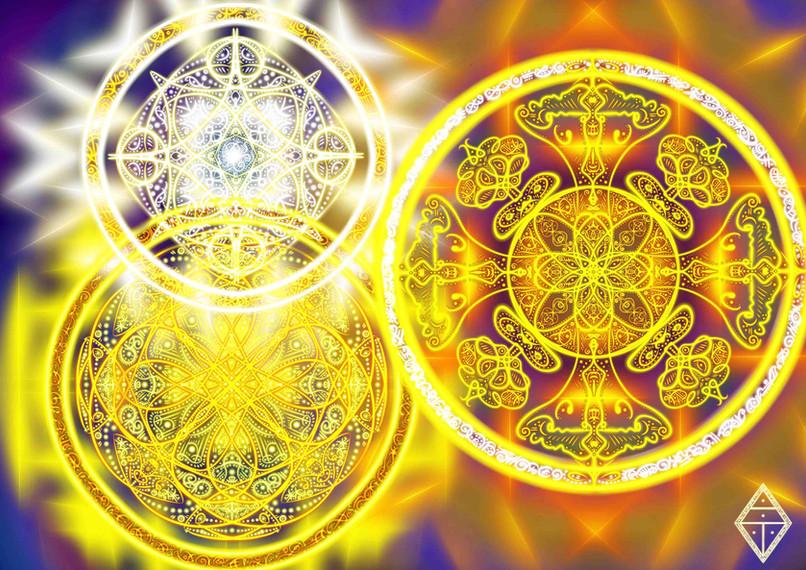 Elohim Spheres  Collective upgrade