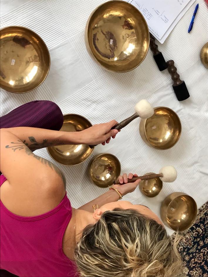 Chakra Set - Sound Therapy