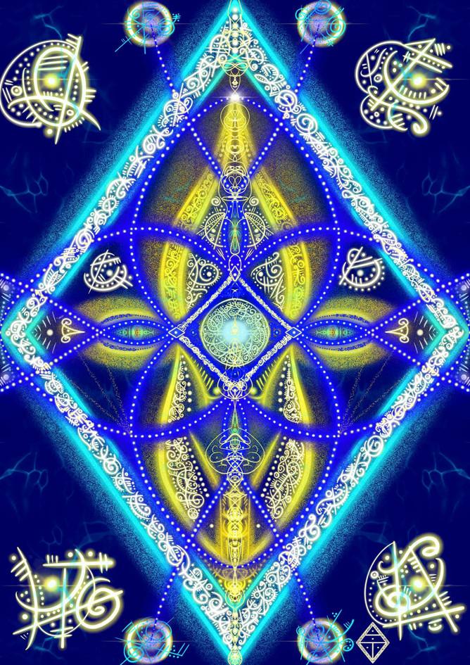 Diamond Ligh Body  Crystalline Upgrade
