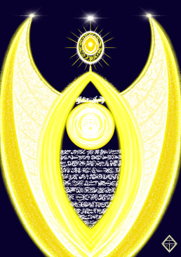 Divine Order by Elohim Christ Sun Disc