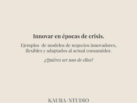 Innovar en época de crisis