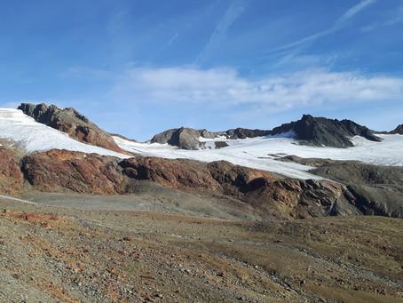 Gletscherschmelze und Umweltauswirkungen