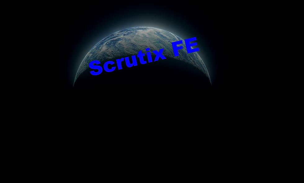 Eclipse de nouvelle terre