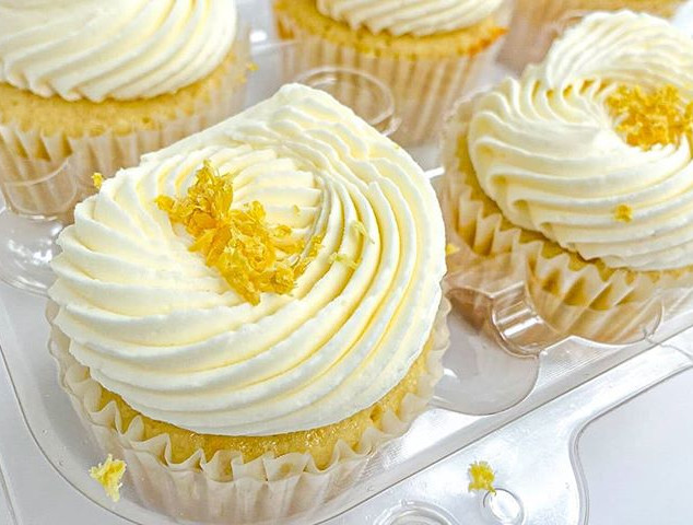 🧁Lemon Cupcakes 🧁 [@sims.desserts] ☟