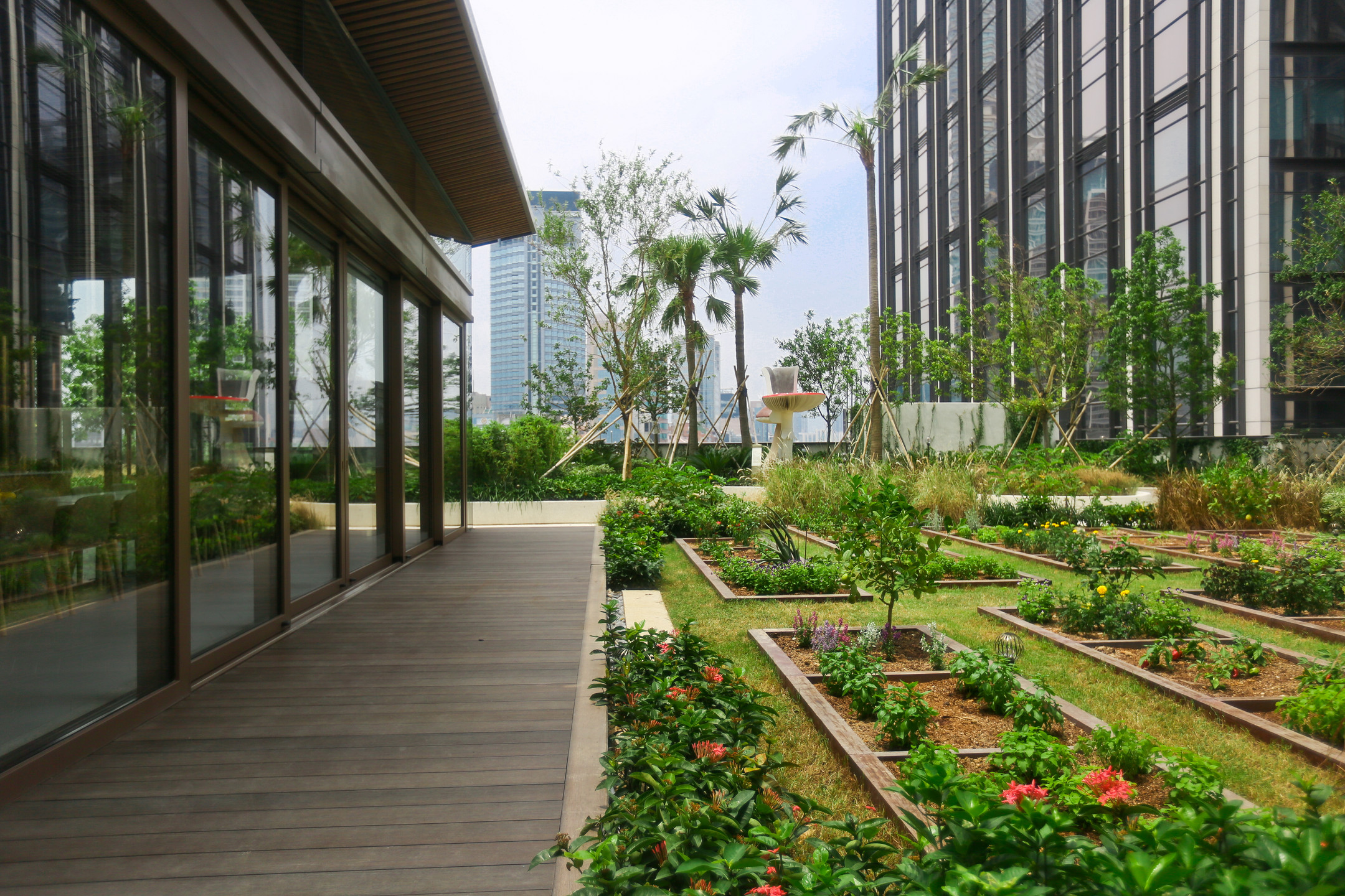 Nature Discovery Park K11 Musea Wedfolks 輕婚禮場地