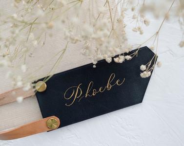 Wedfolks 2020最受歡迎結婚回禮 cottontail 行李吊牌