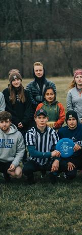 Игра Falltimate Frisbee Championship '20-21 '