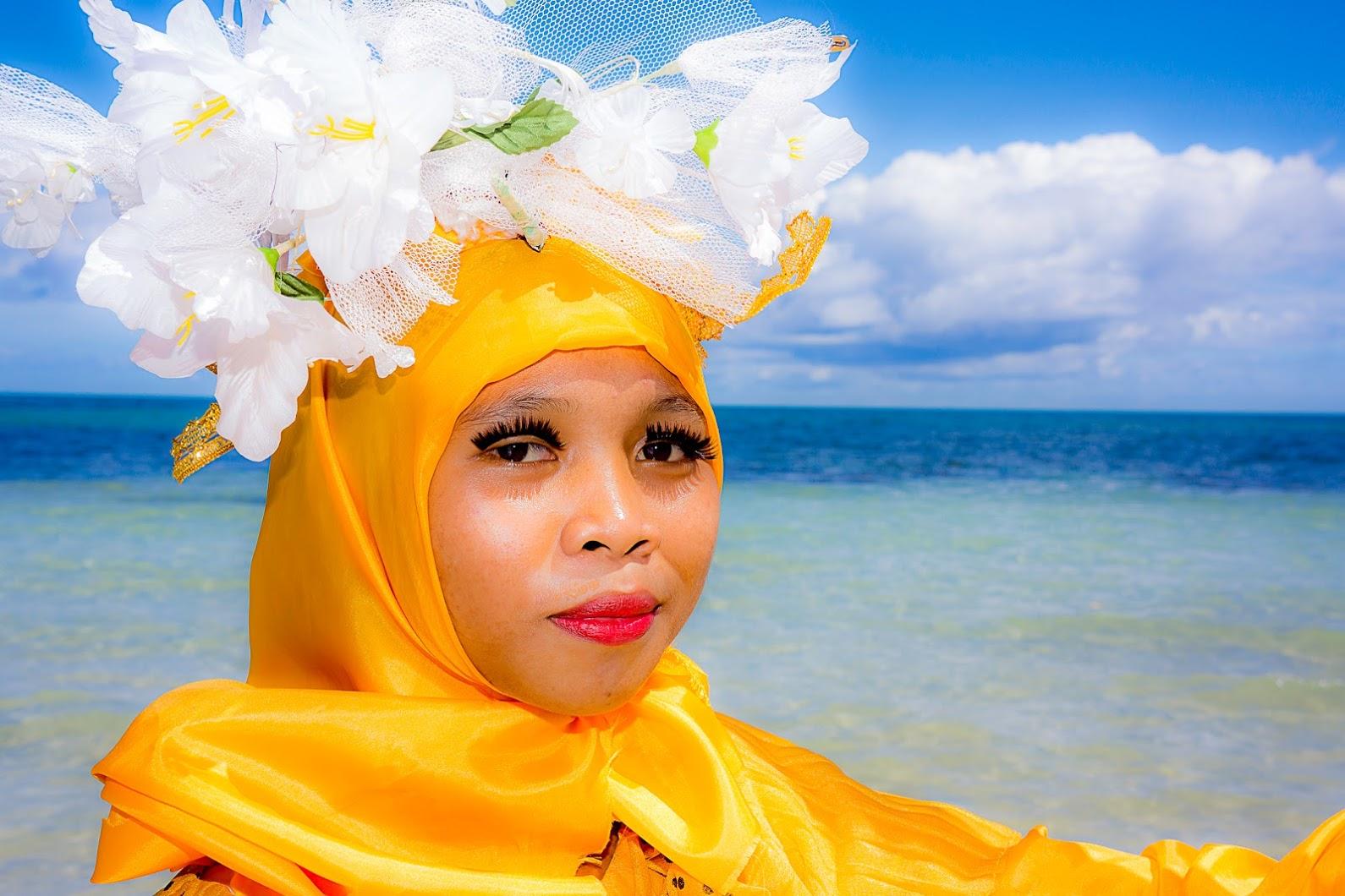 Indonesië portret vrouw