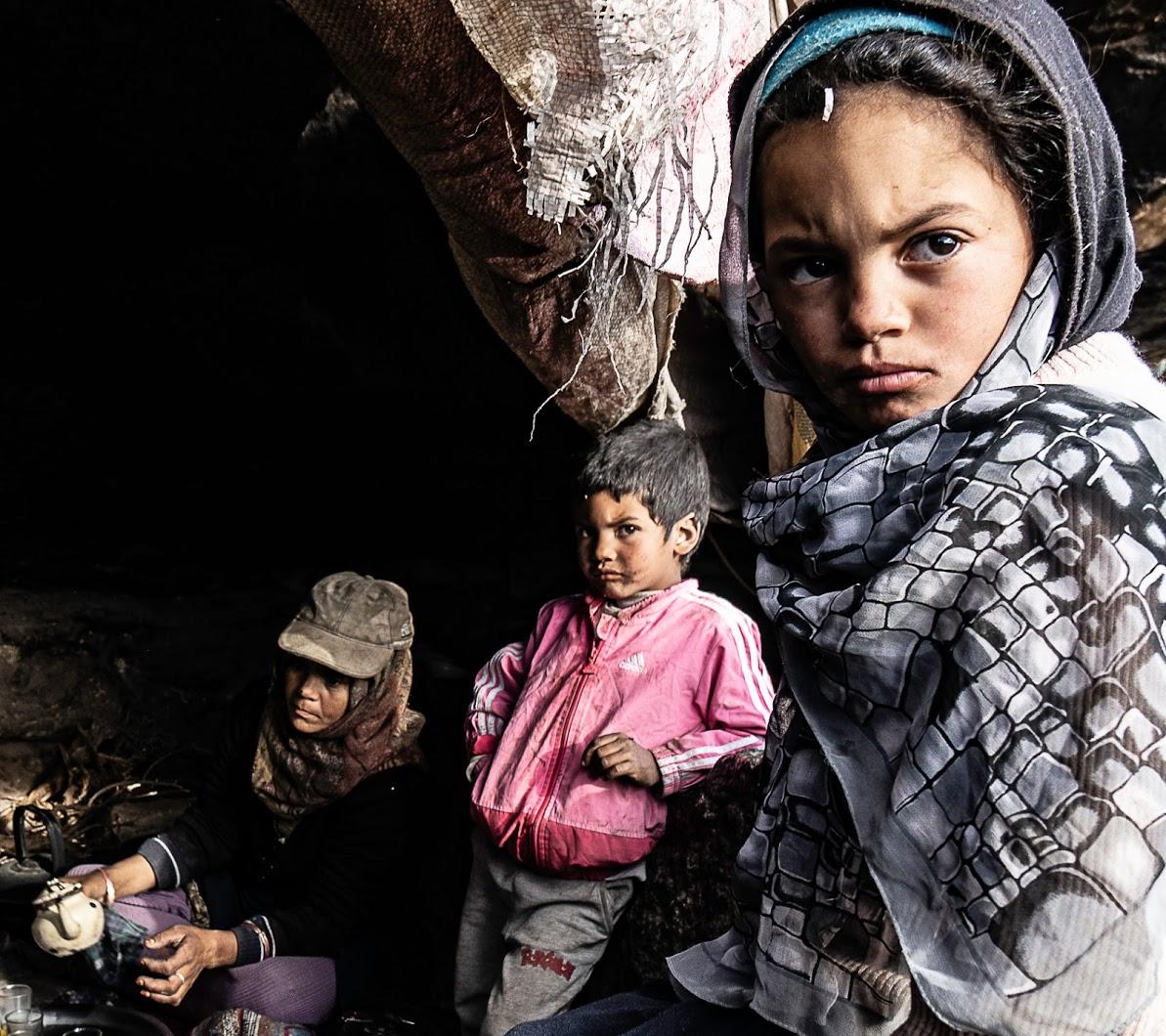 Marokko, berbers