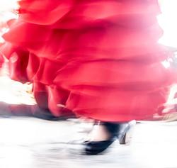 Spaanse dans 1