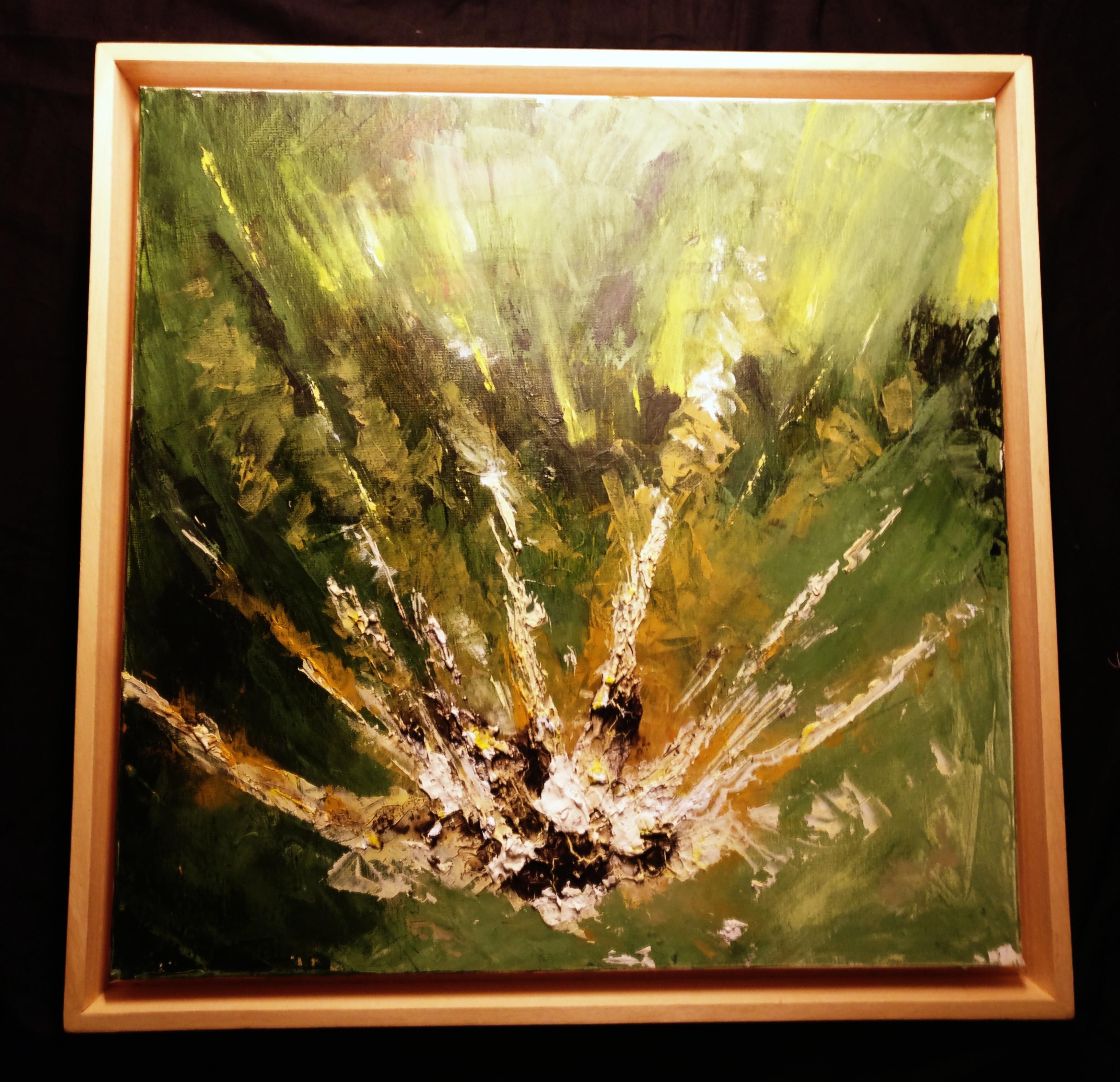 Groen explosie