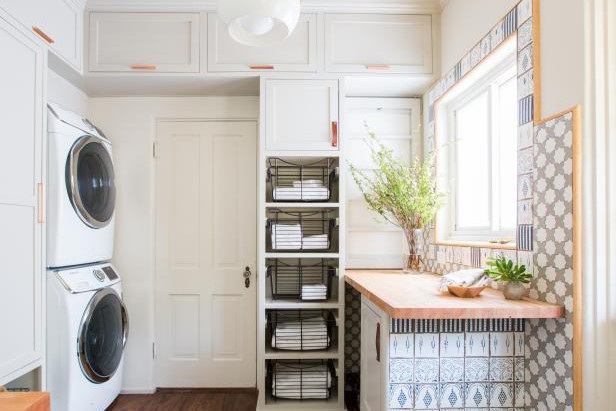 Top 5 Laundry Room Ideas