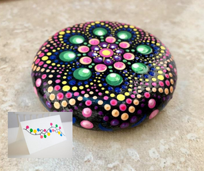 Rock Painting Project with Katy Crooker