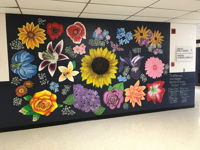 YOUTH ARTS MURALS