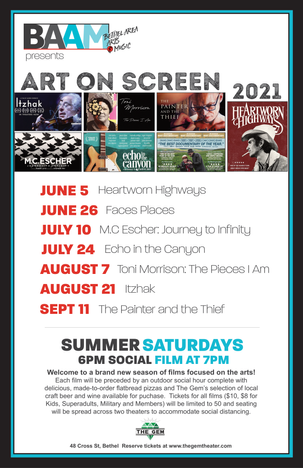 AOS 2021 Film Series