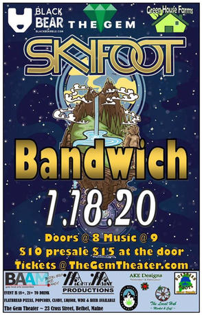 Skyfoot & Bandwich