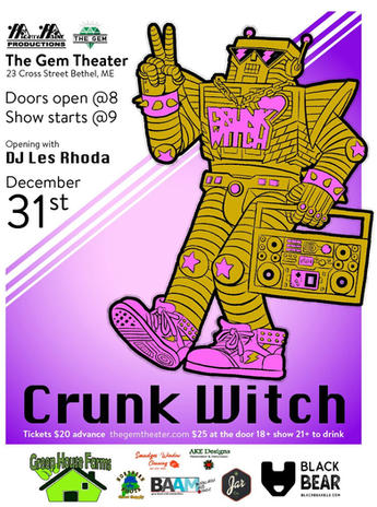 Crunk Witch
