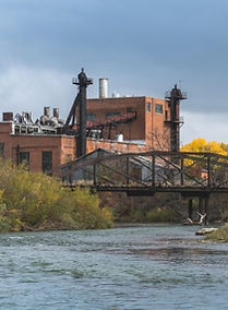 Acme Power Plant, Sheridan Wyoming