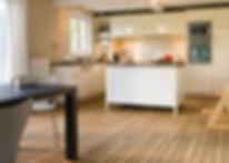 LVT in kitchen