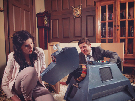 Sarah Jane Investigates | Kickstarter Project