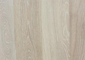 Staki Nature solid wood floor, Snow