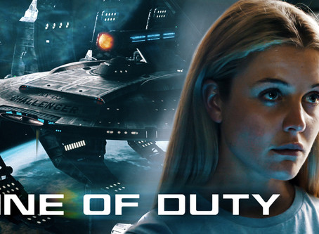 Line of Duty: a Star Trek Fan Production