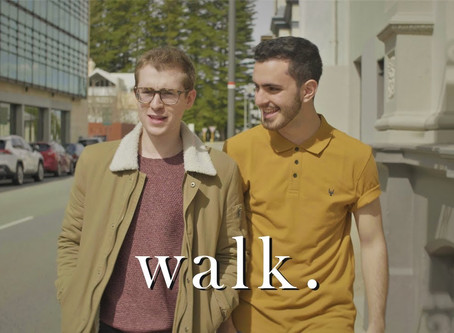 walk. - An Original Short Film