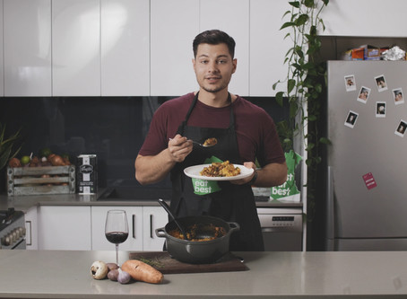 Winter Recipe Series ft. Jordan Bruno | 'Buy West Eat Best'