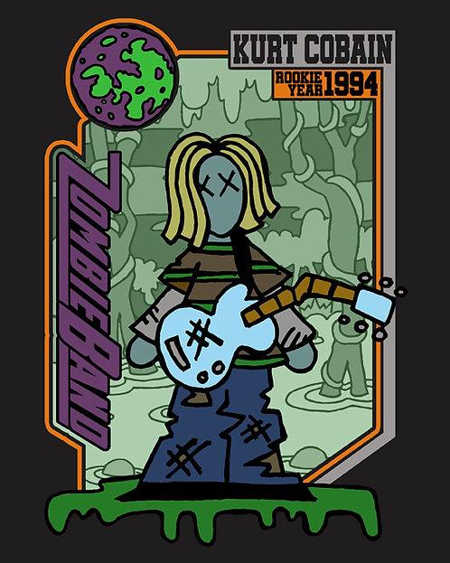 Zombie All-Star Band - Kurt Cobain