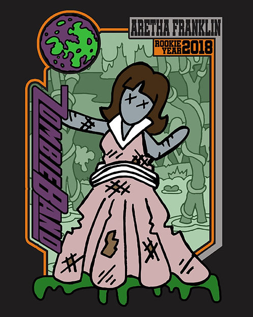 Zombie All-Star Band - Aretha Franklin