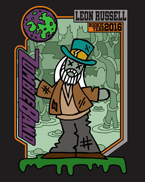 Zombie All-Star Band - Leon Russell