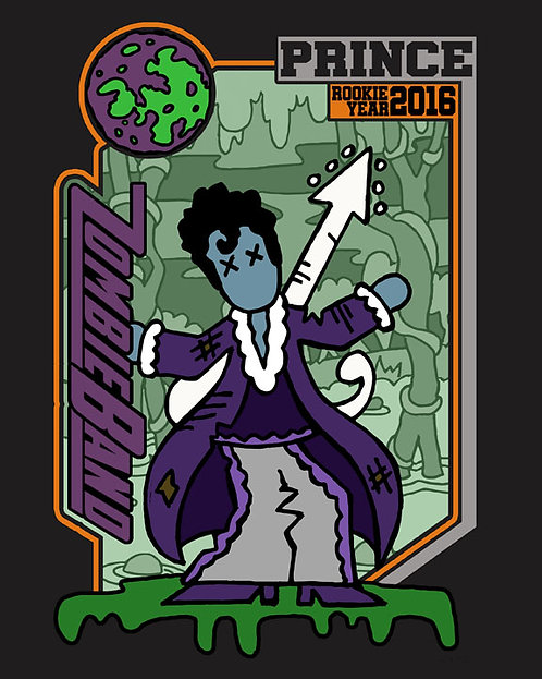 Zombie All-Star Band - Prince