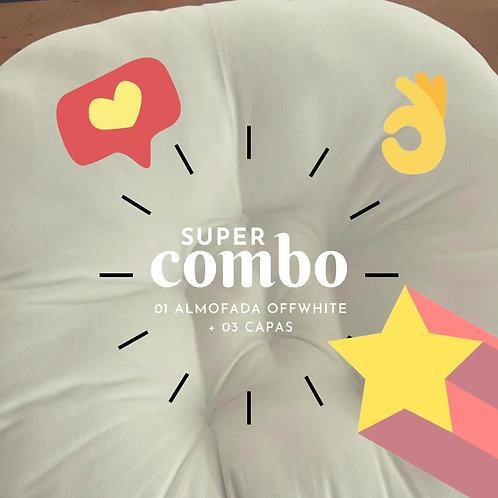 SUPER COMBO! Almofada + 3 Capas