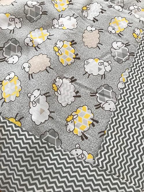 Tapete Arte Criada - Ovelhas