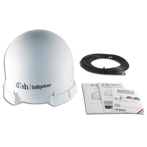 DISH® Tailgater® Antenna