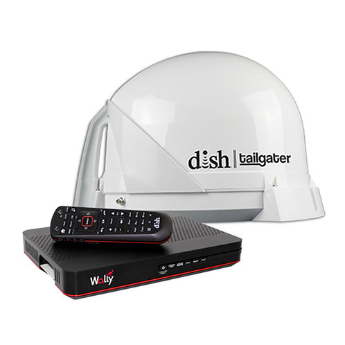 DISH® Tailgater® Antenna Bundle With Wally®