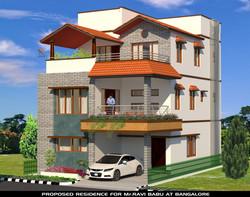 Mr. Ravi Babu Residence