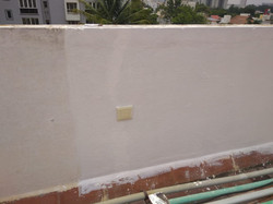 sample weather proofing