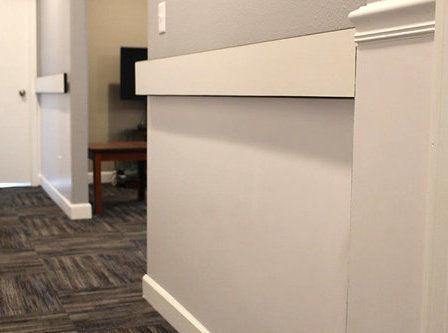 Duraguard furniture handrail