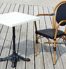 werzalit table
