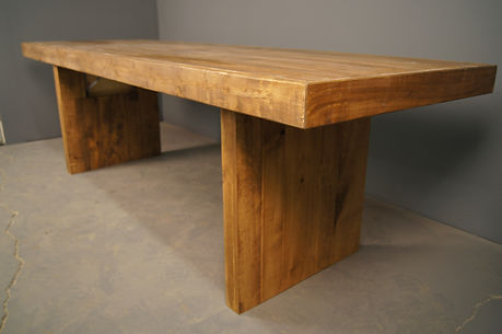Convertible Farm Table