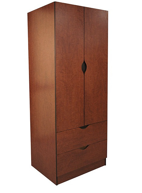 Duraguard wardrobe mahogany