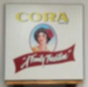 customtable-cora restaurant