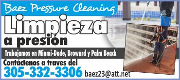 Baez Pressure Cleaning