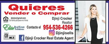 Djinji Crocker Realtor