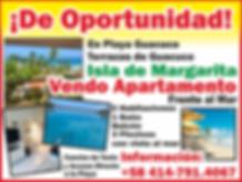 Apartamentos a la venta en Isla Margarita