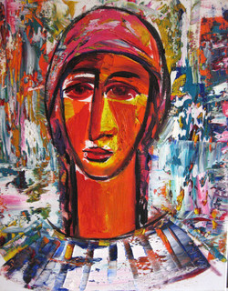 Yovo Yovchev Beyond the Faces