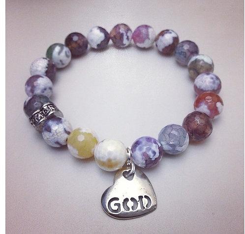 I Love God (Sterling Silver)