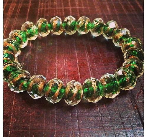 Swirls (Green)